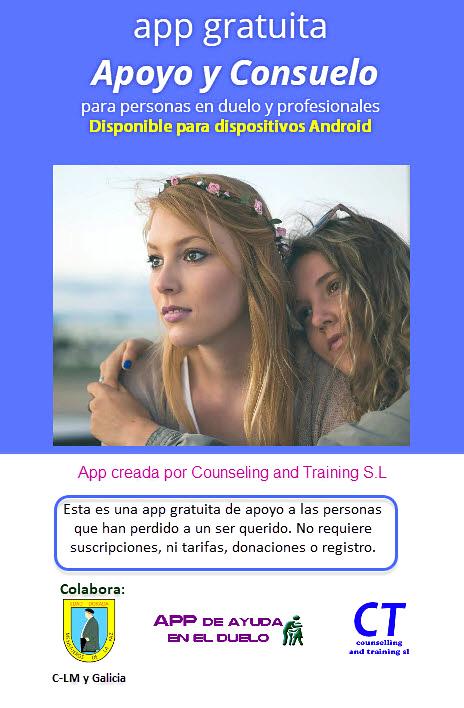 app gratuita apoyo y consuelo