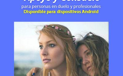 App gratuita Apoyo y Consuelo a las personas en duelo