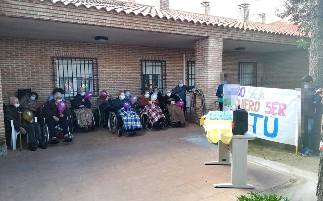 DíaEuropeo de la Solidaridad y Cooperación Intergeneracional en la Residencia Huerta de Nica