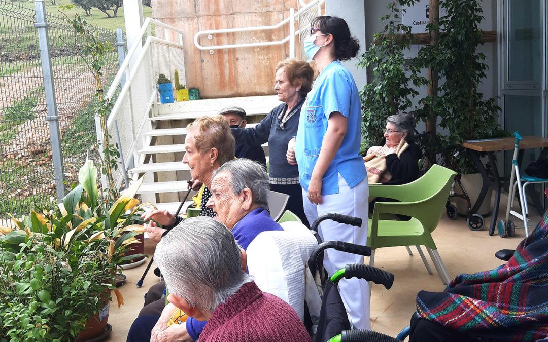 Día de la Solidaridad Intergeneracional en Villamanrique